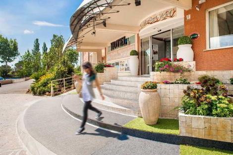 Hôtel Ostia Antica Park Hotel Rome Italie