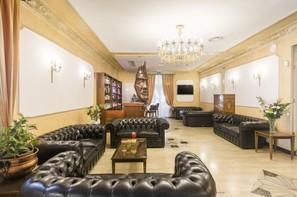 Italie-Rome, Hôtel Villa Rosa 3*