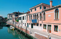 Italie-Venise, Hôtel San Sebastiano Garden 4*