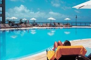 Madère-Funchal, Hôtel Enotel Lido Madeira 5*