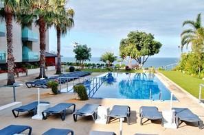 Madère-Funchal, Hôtel Golden Residence 4*