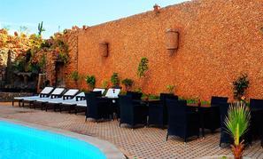Maroc-Agadir, Hôtel Omega 4*