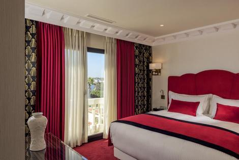 Maroc : Hôtel Le Casablanca Hotel