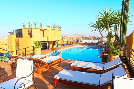 Hôtel Fashion Marrakech Maroc