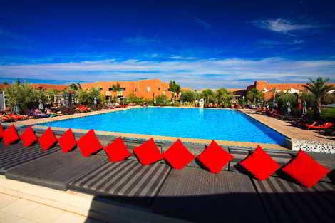 Maroc-Marrakech, Hôtel Kenzi Club Agdal Medina 5*