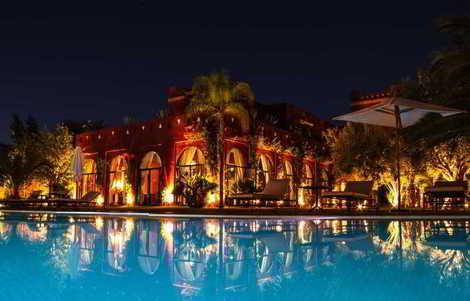 Hôtel Palais El Miria Marrakech Maroc