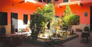 Maroc-Marrakech, Hôtel Toulousain 3*