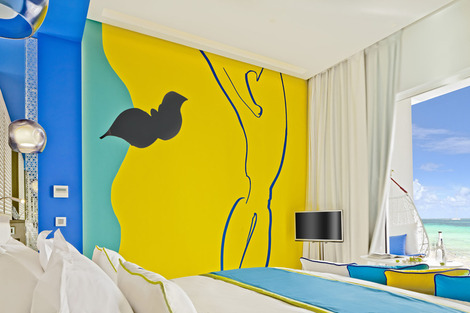 Maroc-Tanger, Hôtel Sofitel Tamuda Bay 5*Lux