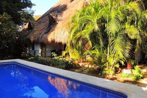Mexique-Cancun, Hôtel Casaejido 3*