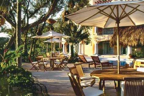 Mexique-Cancun, Hôtel Eurostars Hacienda Vista Real 5*
