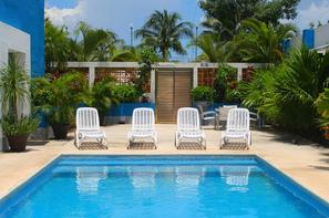 Mexique-Cancun, Hôtel Magic Express 4*