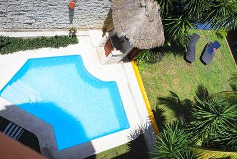 Mexique-Cancun, Hôtel Vida Playa Suites 3*