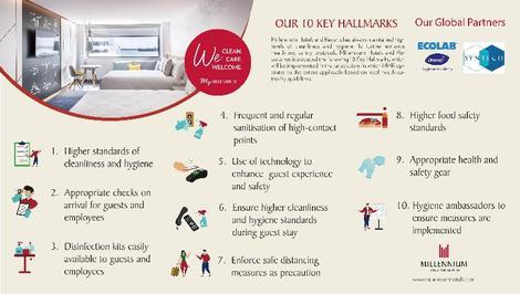 Oman : Hôtel Millennum Executive Apartments Hotel