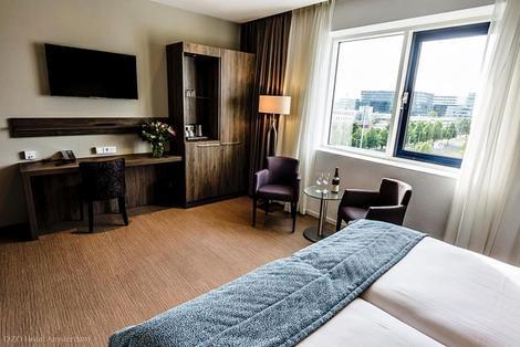 Pays Bas : Hôtel Ozo Hotel