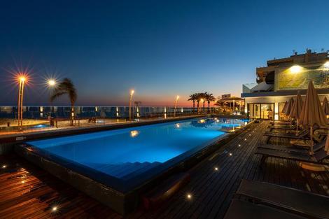 Portugal-Faro, Hôtel Dom Jose Beach Club 3*