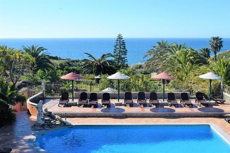 Hôtel Quinta Do Mar Da Luz Aparthotel Algarve Portugal