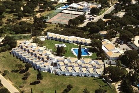 Hôtel Vilamoura Golf Hotel E Apartamentos Algarve Portugal