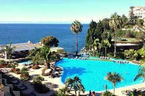 Hôtel Pestana Madeira Beach Club