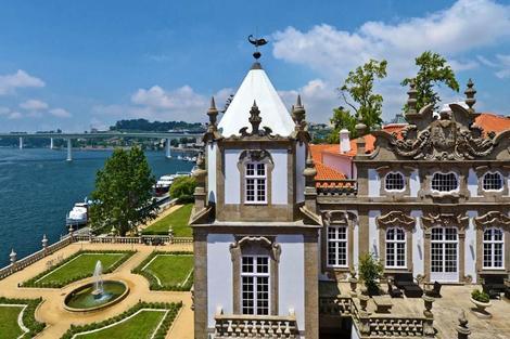 Hôtel Pestana Palacio Do Freixo Porto Portugal