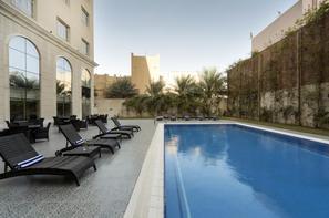 Qatar-Doha, Hôtel Concorde Hotel Doha 5*