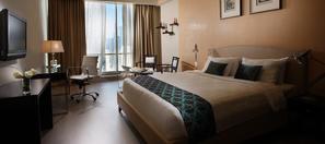 Qatar-Doha, Hôtel Ezdan Hotel Residence West Bay 4*
