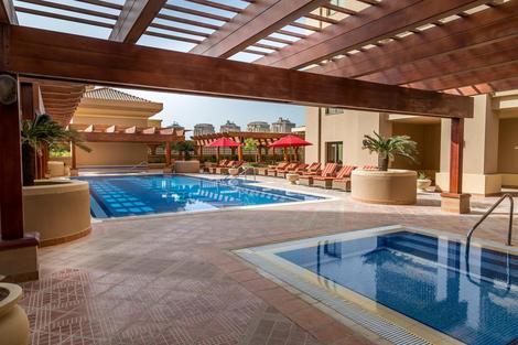 Qatar-Doha, Hôtel Retaj Inn Marina Residence 4*
