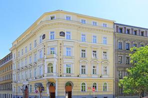 Republique Tcheque-Prague, Hôtel Best Western Hotel Kinsky Garden 4*