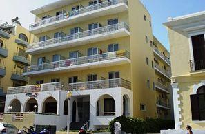 Rhodes-Rhodes, Hôtel Africa 2*