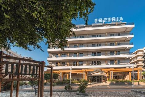 Rhodes-Rhodes, Hôtel Esperia 3*