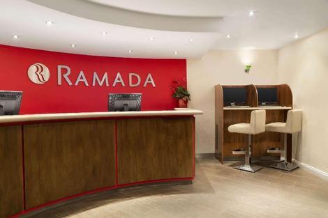 Hôtel Ramada Hounslow Heathrow East Londres Angleterre