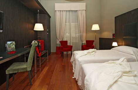 Sicile et Italie du Sud-Palerme, Hôtel Porta Felice 4*