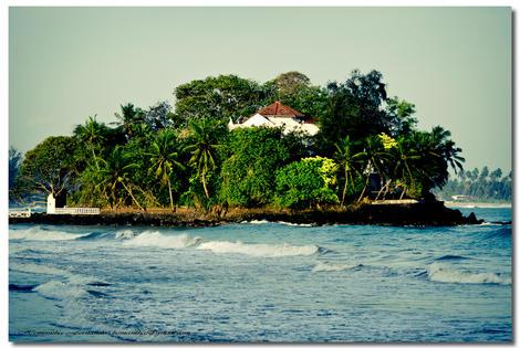 Sri Lanka-Colombo, Hôtel Breeze Of Paradise