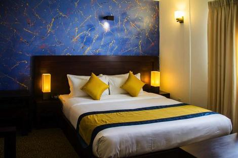 Sri Lanka-Colombo, Hôtel Ceylon City Hotel 3*