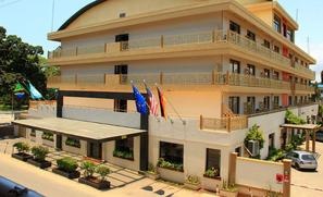 Tanzanie-Dar Es Salaam, Hôtel Best Western Plus Peninsula 4*