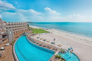 Tanzanie-Dar Es Salaam, Hôtel Ramada Resort Dar Es Salaam 5*