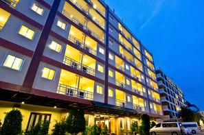 Hôtel Golden Sea Pattaya Hotel