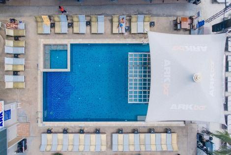 Hôtel Ark Bar Beach Resort Koh Samui Thailande