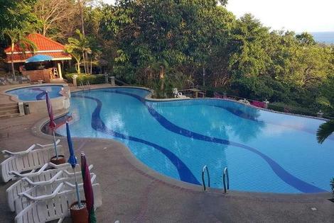 Thailande-Koh Samui, Hôtel Baan Suan Sook Resort 3*