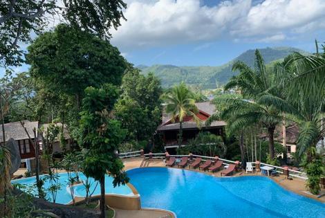 Hôtel Bay Thani Samui Resort Koh Samui Thailande