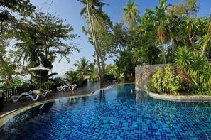 Thailande-Koh Samui, Hôtel Centara Villas Samui 4*