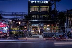 Thailande-Koh Samui, Hôtel City Dance Hotel 3*
