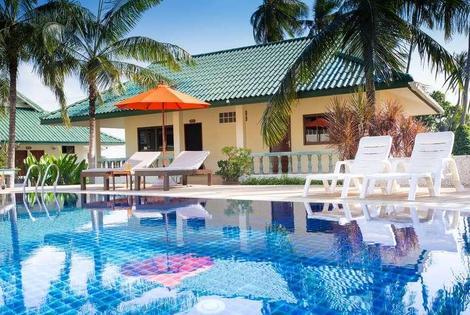 Thailande-Koh Samui, Hôtel Samui Reef View Resort 3*