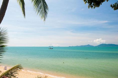 Thailande-Koh Samui, Hôtel The Hammock Samui Beach Resort 3*