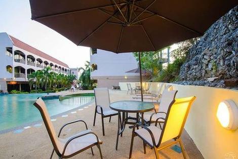 Thailande-Krabi, Hôtel Icheck Inn Klong Muang 3*