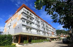Thailande-Phuket, Hôtel Breezotel 3*