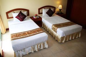 Thailande-Phuket, Hôtel Priew Wan Guest House 3*