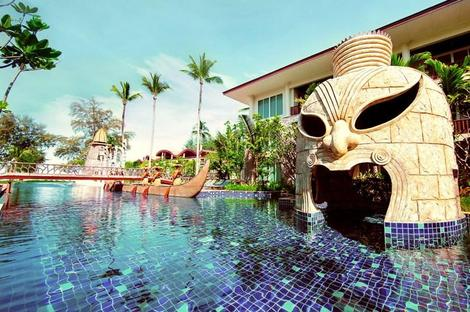 Thailande-Phuket, Hôtel Sentido Graceland Khao Lak Resort  Spa 5*