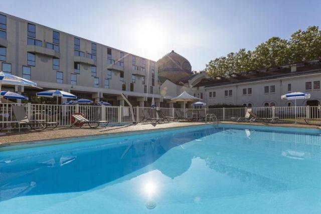 France Auvergne : Hôtel Mercure Vichy Thermalia