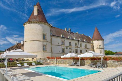 France Bourgogne-Chailly-sur-Armançon, Hôtel Château de Chailly 4*