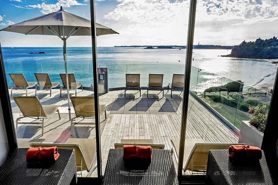 Hôtel Novotel Dinard Thalassa Sea & Spa Saint-Malo Bretagne